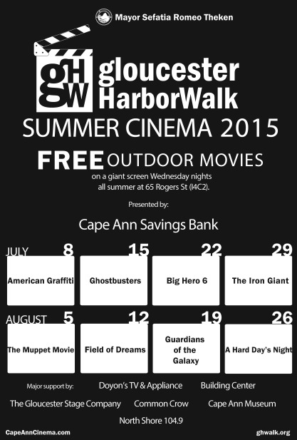 gHW summer cinema 2015