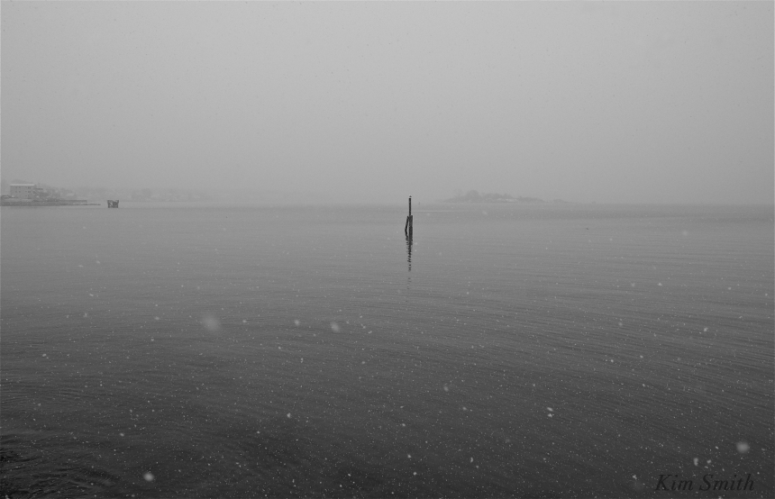 Gloucester Harbor snowy day -3 Kim Smith 2016. JPG