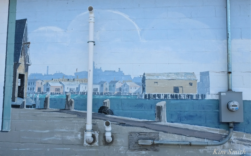 Jeff Weaver Mural Gloucester c Kim Smith