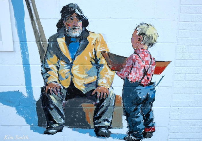 Jefff Weaver Mural Gloucester -2 detail c Kim Smith