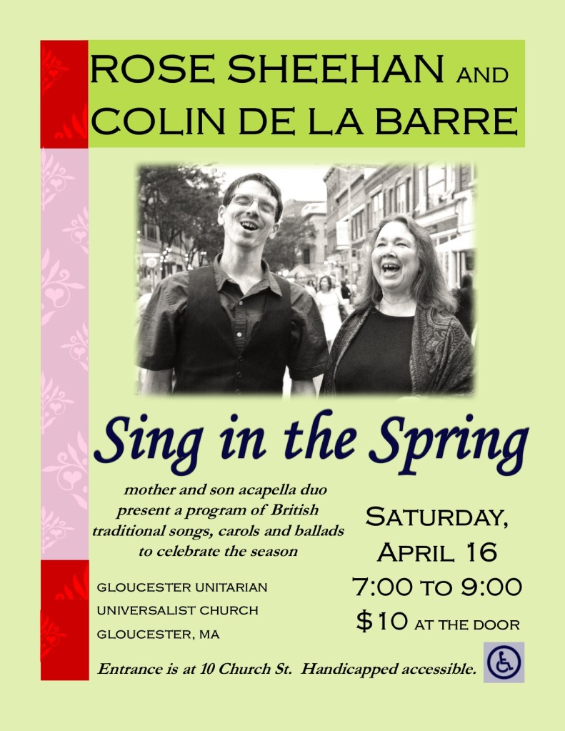 Rose and COLIN Spring Sing 2016 brighter