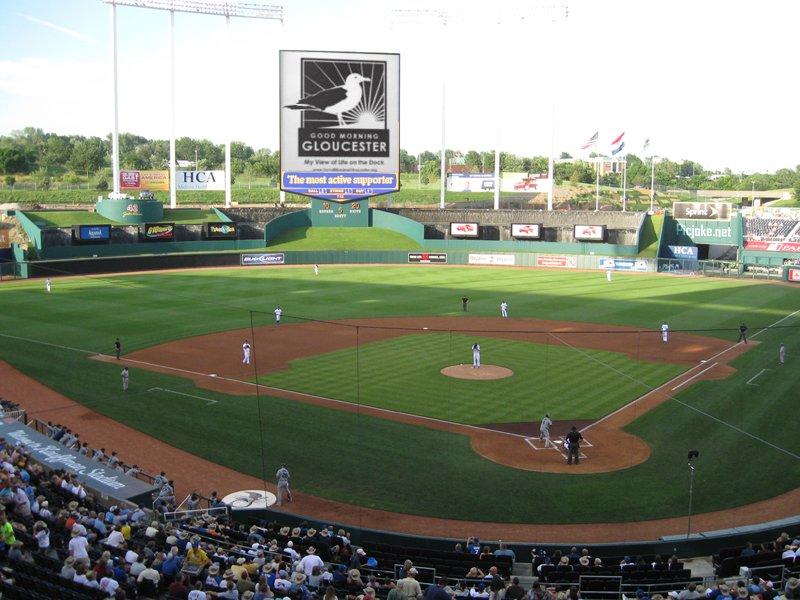 baseball park gmg
