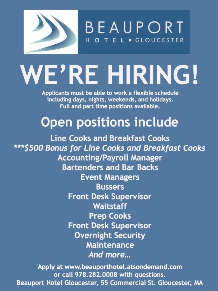 beauport hotel hiring 5.24 JPG