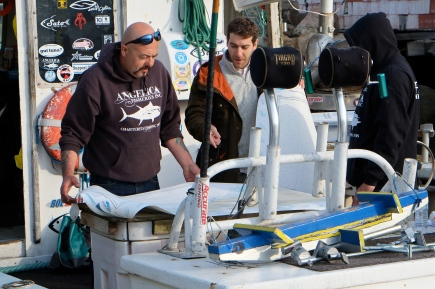 Dave Marciano Wicked Tuna Hard Merchandise -18 copyright Kim Smith