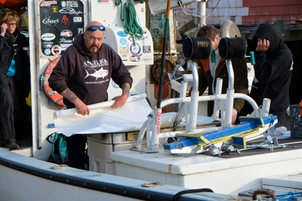 Dave Marciano Wicked Tuna Hard Merchandise -19 copyright Kim Smith
