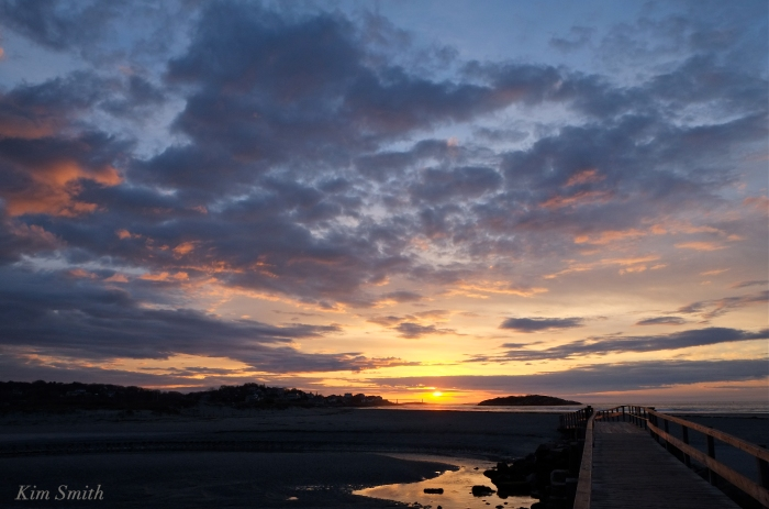 Good Harbor Beach Gloucester Sunrise -2 Kim Smith