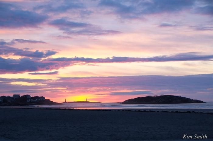Good Harbor Beach Gloucester Sunrise Kim Smith