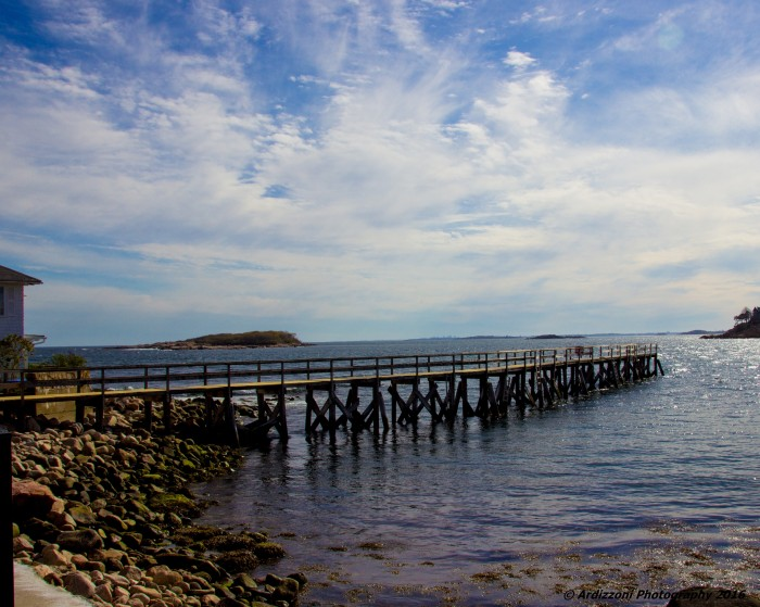 May 11, 2016 clouds and pier