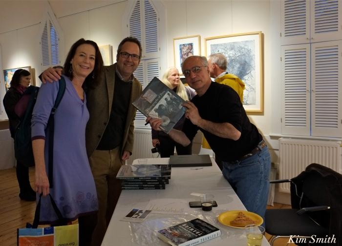 Nubar Alexanian Book signing -3 c Kim Smith