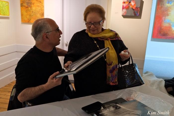 Nubar Alexanian Book signing Angela Sanfillipo -3 c Kim Smith