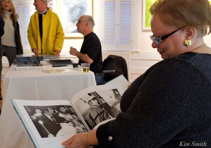 Nubar Alexanian Book signing Angela Sanfillipo c Kim Smith