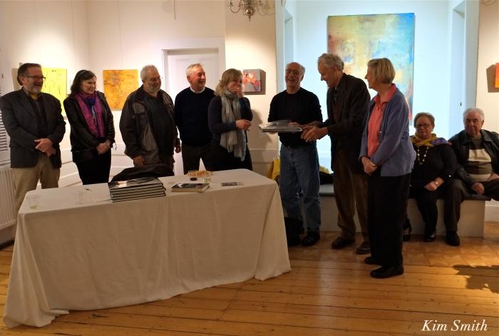 Nubar Alexanian Book signing c Kim Smith