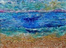 """Rhapsody on the Sea"" by Regina Valluzzi"