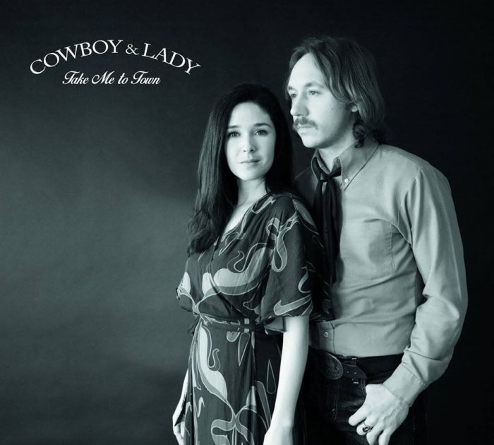 cowboy and lady