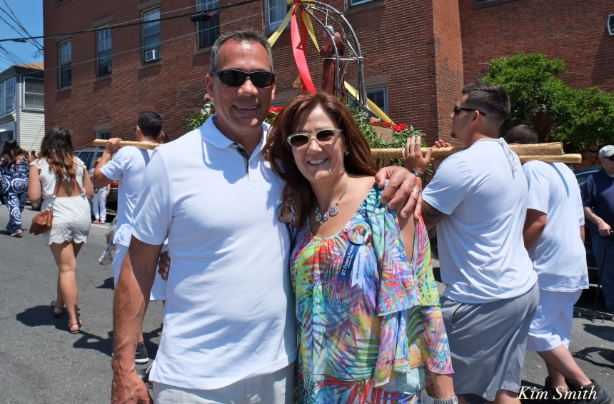 Faye Puopolo Nick Sardo Saint Peter's Fiesta 2016 copyright Kim Smith