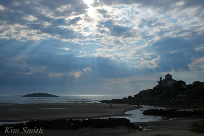 Good Harbor Beach storm sky copyright Kim SmithJPG