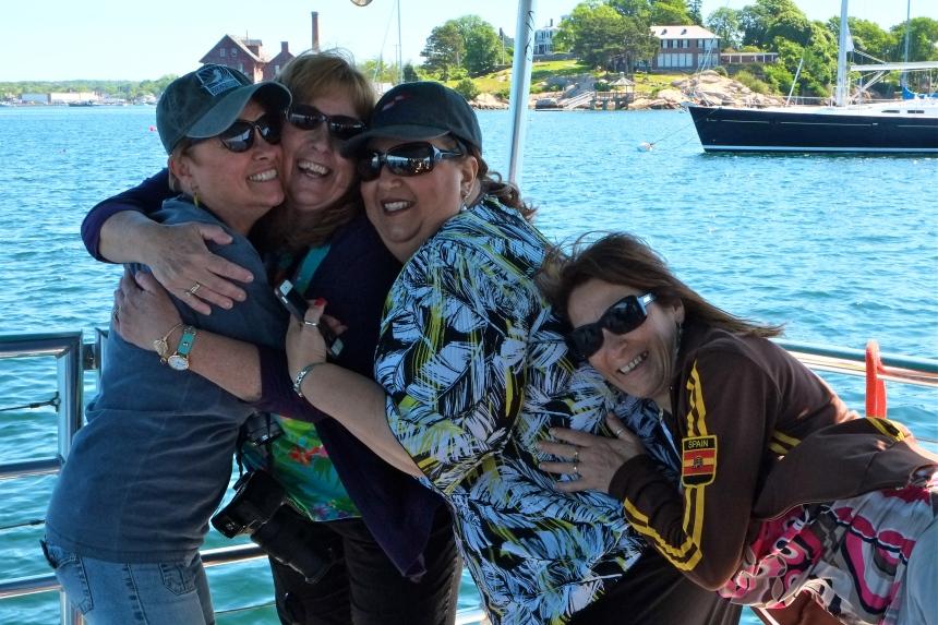 Harbor Tour with Mayor Romeo Theke -5n copyright Kim Smith