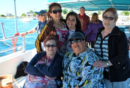 Harbor Tour with Mayor Romeo Theken -11 copyright Kim Smith