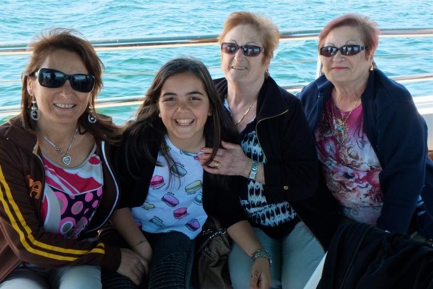 Harbor Tour with Mayor Romeo Theken -3 copyright Kim Smith