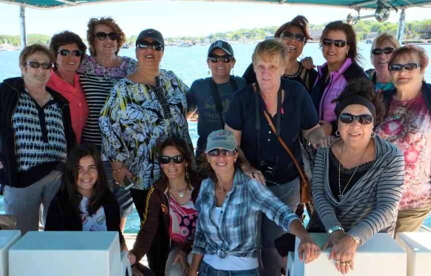 Harbor Tour with Mayor Romeo Theken -7 copyright Kim Smith