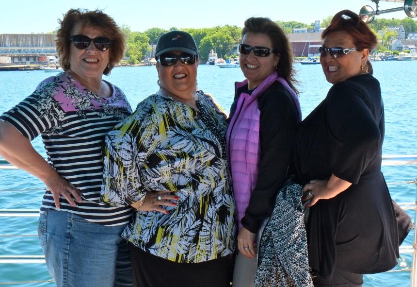 Harbor Tour with Mayor Romeo Theken -8 copyright Kim Smith