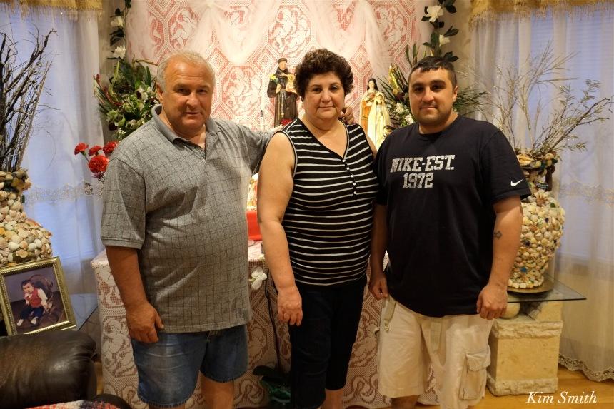 Joe, Josephine, Sal Ciolino copyright Kim Smith