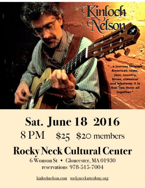 kinloch nelson at cultural center