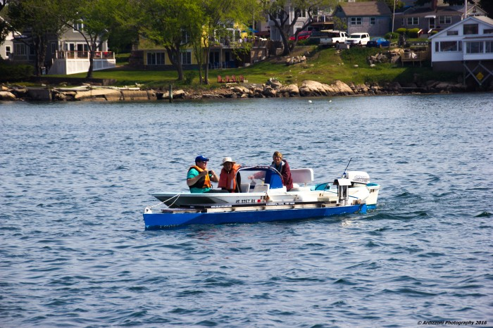 May 28, 2016 solar boat