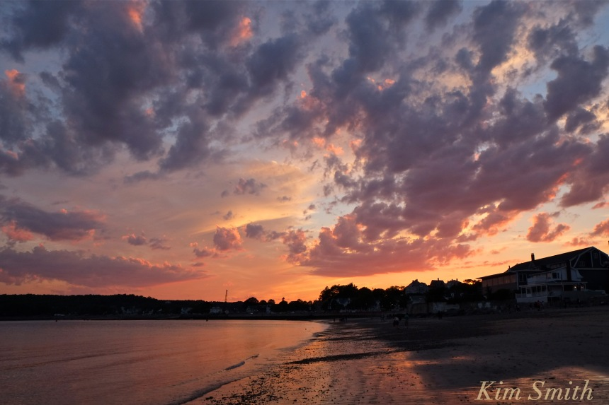 Pavilion Beach Sunset -2 copyright Kim Smith