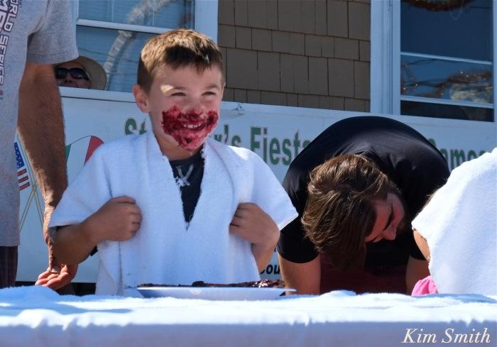 Pie eating contest copyright -4 Kim Smith