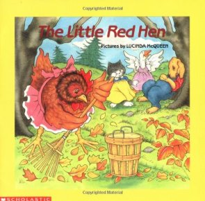 red hen cover