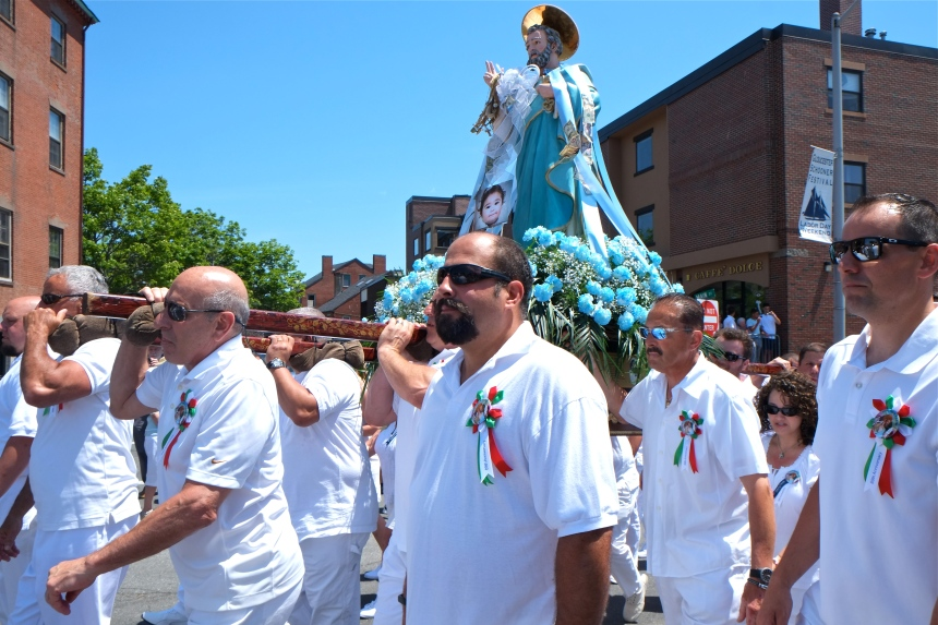 SAINT PETER'S FIESTA 2016 PROCESSION -5copyright Kim Smith