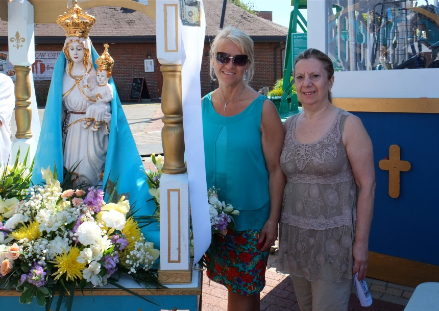 SAINT PETER'S FIESTA 2016 PROCESSION copyright Kim Smith