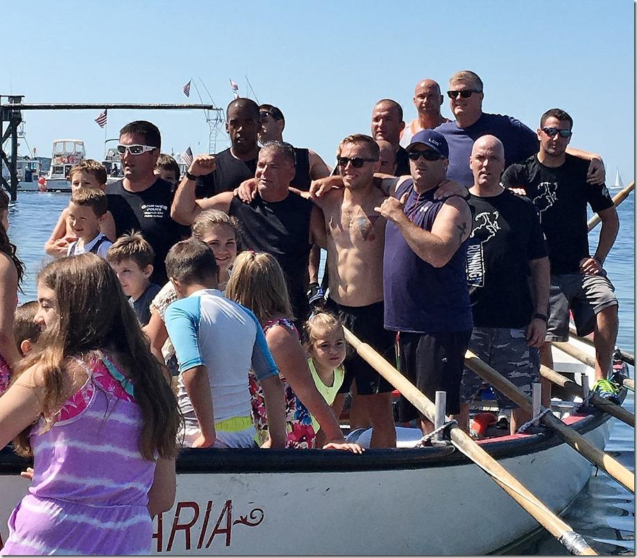 Siene Boat Winner Sat