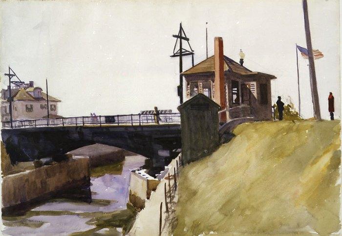 blynman bridge 1923-24