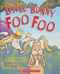 bunny foo foo cover