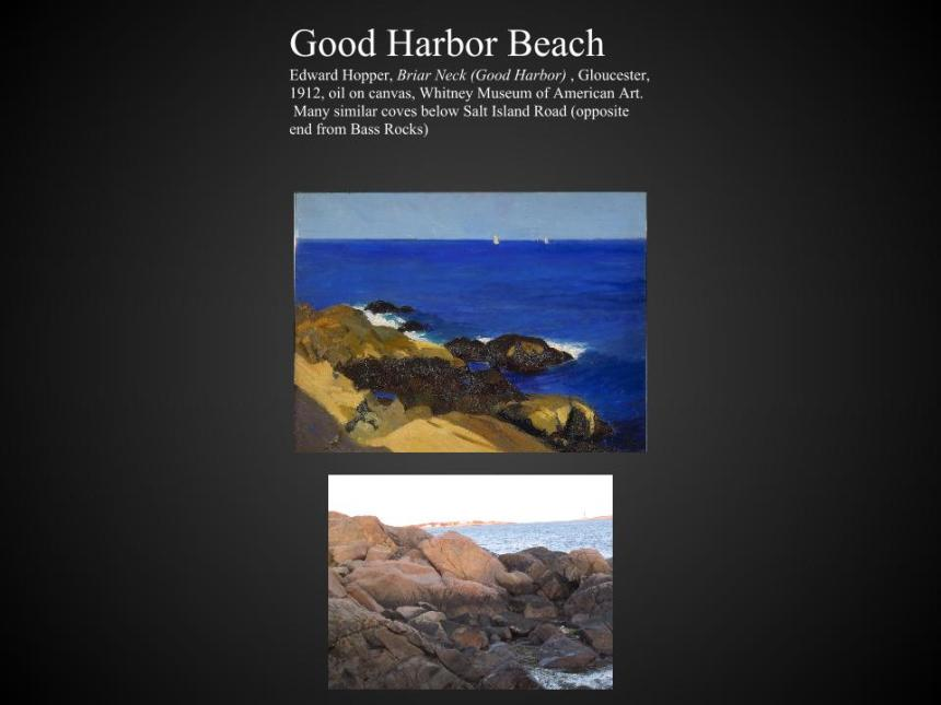 Copy of Edward Hopper all around Gloucester MA (more than 90 works) (75)
