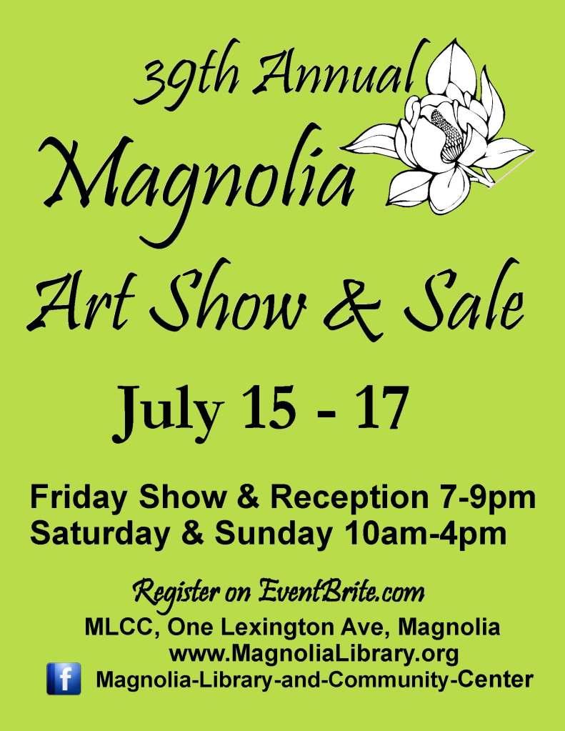 Magnolia Art Show