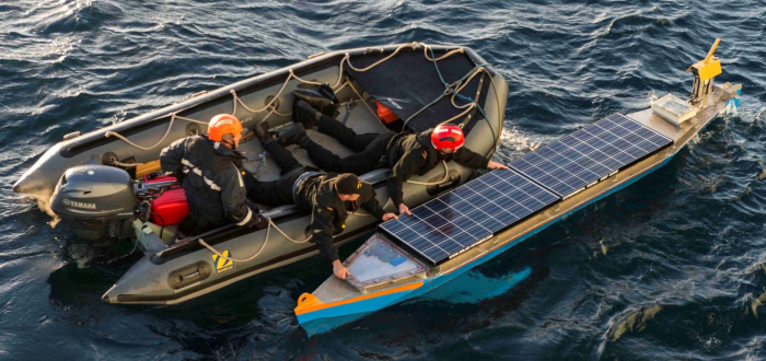 RCN find the Solar Explorer 60 miles east of Sable Island.