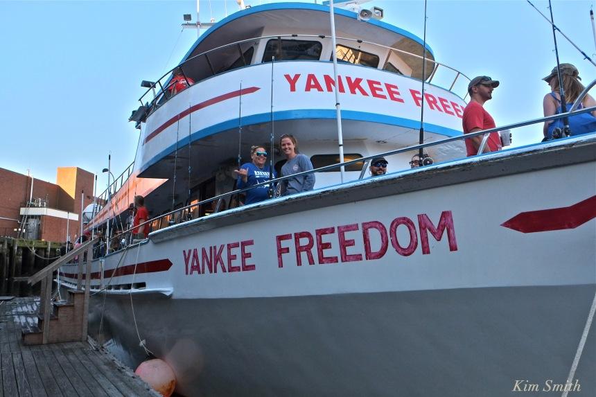 Wounded Warrior Nancy Marciano -1 Yankee Freedom copyright Kim Smith copy