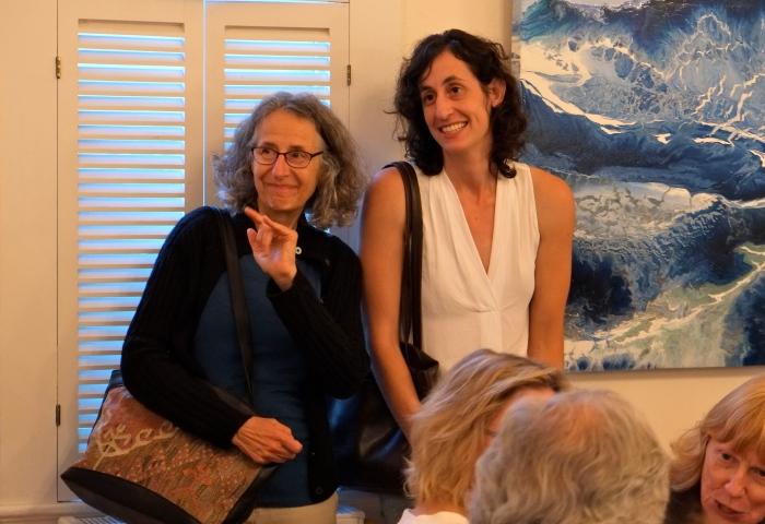 Anna Solomon Leaving Lucy Pear Book Launch RNCC -5 copyright Kim Smith
