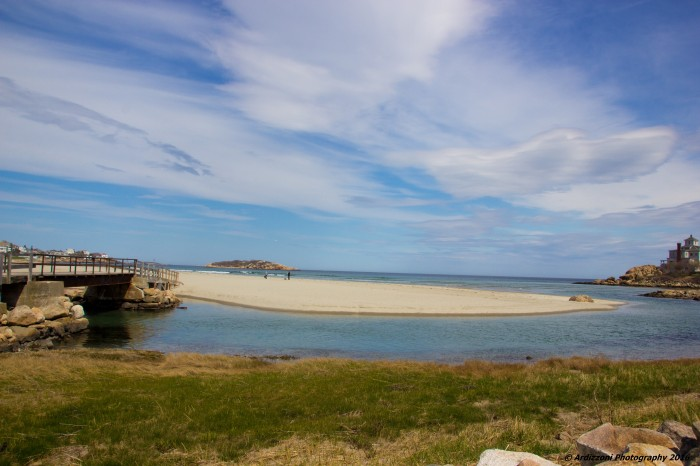 April 25, 2016 white sands of Good Harbor beach