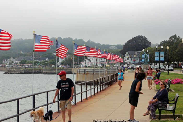 August 20, 2015 Strolling the Boulevard