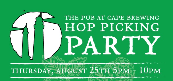 CROP HOPS PARTY