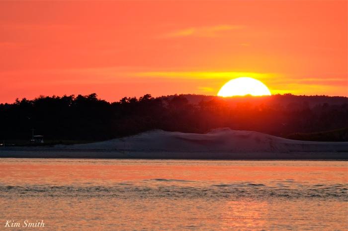 Essex Bay Sunset -2 copyright Kim Smith