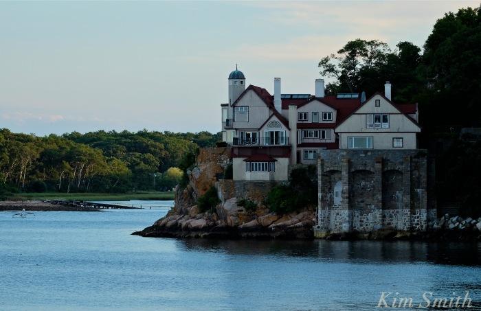 Gloucester Harbor home copyright Kim Smith
