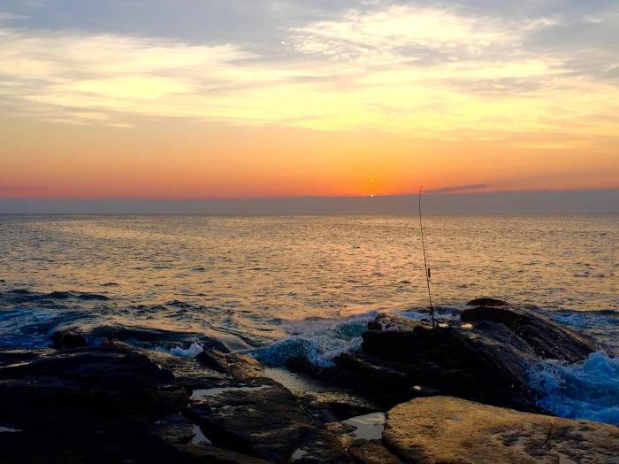 Sunrise Rockport Aug 26, 2016