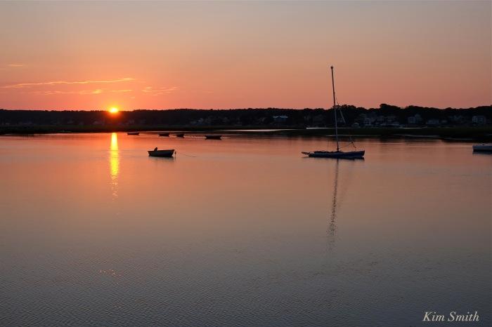 Jones River Gloucester salt marsh -2 copyright Kim Smith