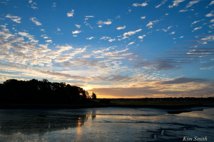 Jones River Salt Marsh Gloucester -2 copyright Kim Smith