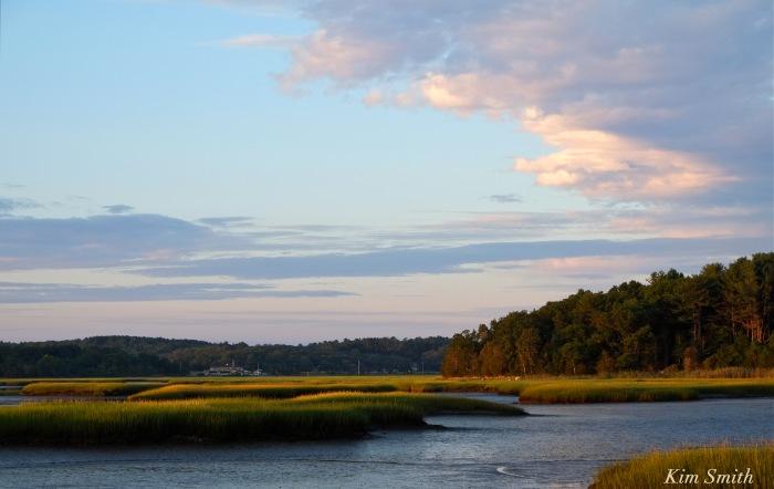 Jones River Salt Marsh Gloucester -3 copyright Kim Smith